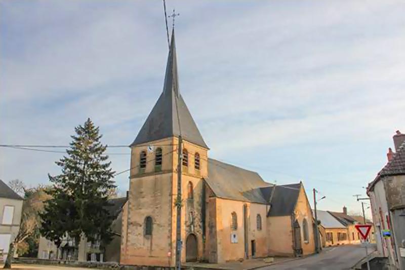 Eglise Villequiers